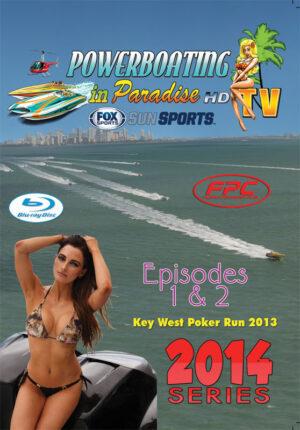 Key West Poker Run 2013-1&2