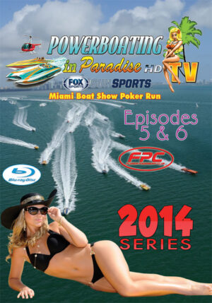 Miami Boat Show Poker Run 2014