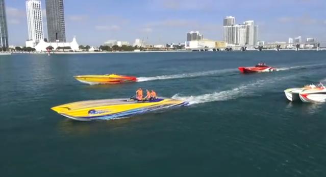2015 miami boat show poker run casino roulette tips to win