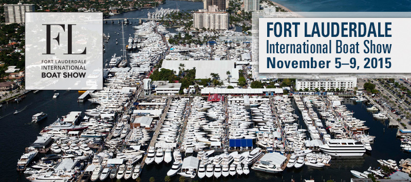 56th Annual Fort Lauderdale International Boat Show