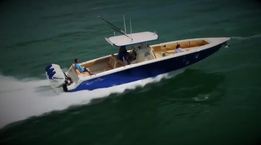 Blackwater Boats Interview With Stu Jones