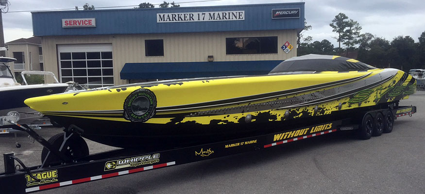 Fiore–Built Boat to Debut at Key West Poker Run