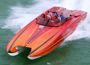Vinnie and Ronnie's Wild Rides with Florida Powerboat Club
