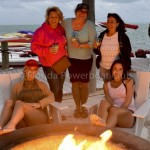 The Girls of the 2016 FPC Miami Boat Show Poker Run