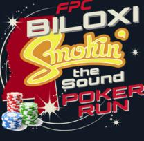 Coming Up Next: Biloxi Smokin' the Sound Poker Run 2016
