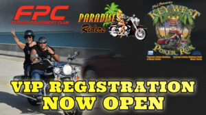 Peterson's Poker Run VIP Registration Just Released