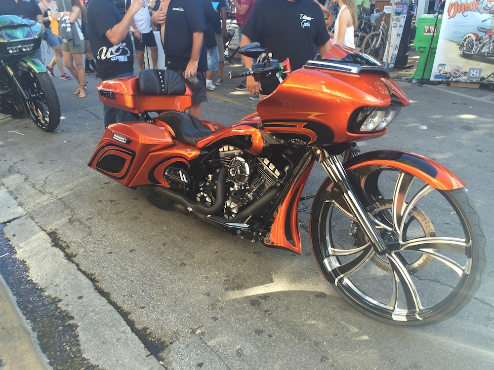 Peterson poker run key west