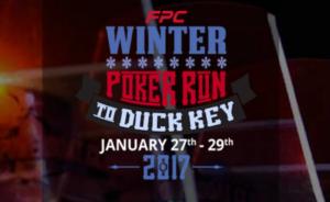Coming Soon, Winter Poker Run to Duck Key