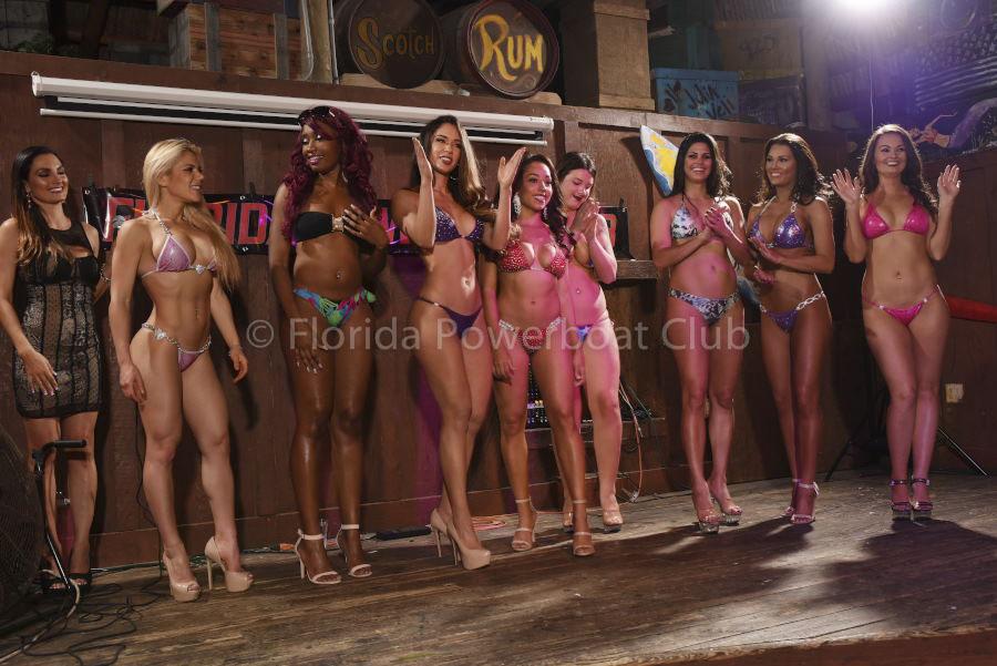 Fpc Girls Of The Miami Boat Show Poker Run 2017 Florida