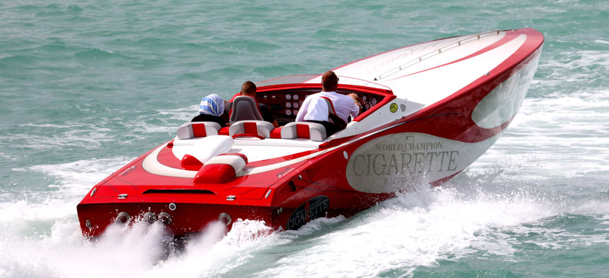 Powerboats america poker run results