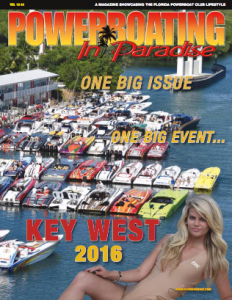 Powerboating In Paradise — Key West 2016 Edition