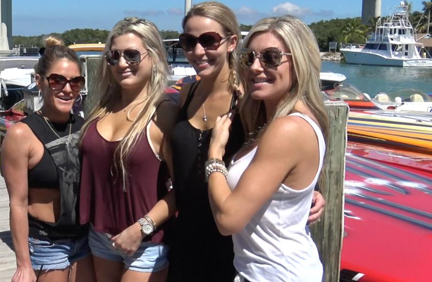 Miami boat show poker run florida powerboat club - Miami boat show ...